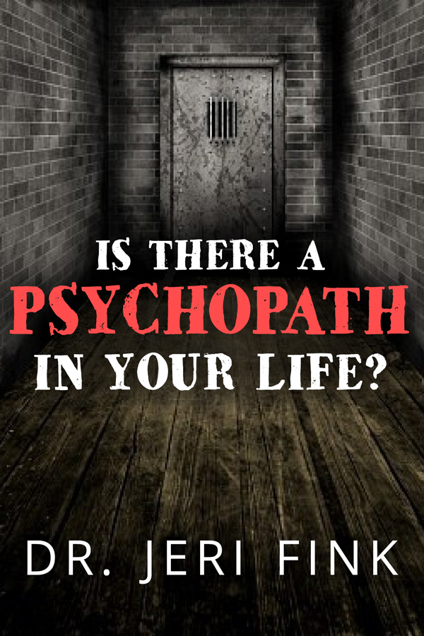 Is There a Psychopath Cover